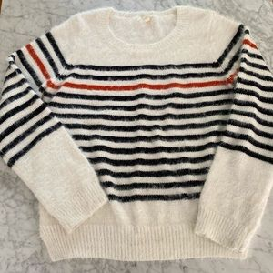 Anthropologie Ultra-Soft Crewneck Sweater